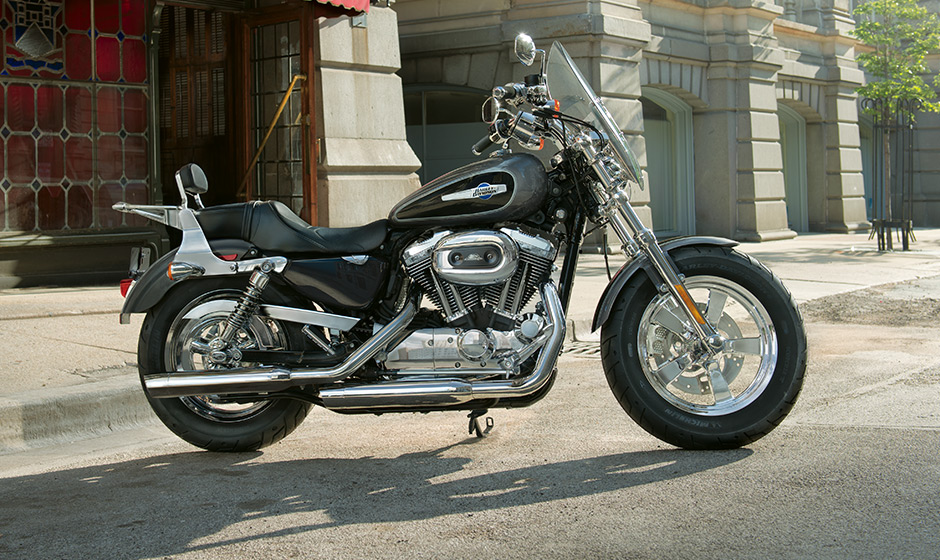 2014 Harley-Davidson Sportster 1200 Custom Pictures Galore ...