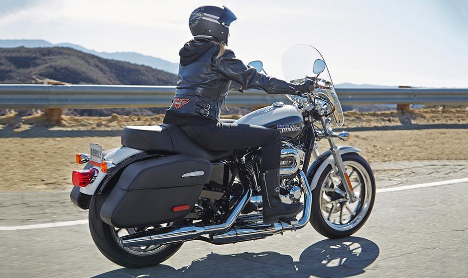 2014 Harley Davidson Superlow 1200t Is Here Autoevolution