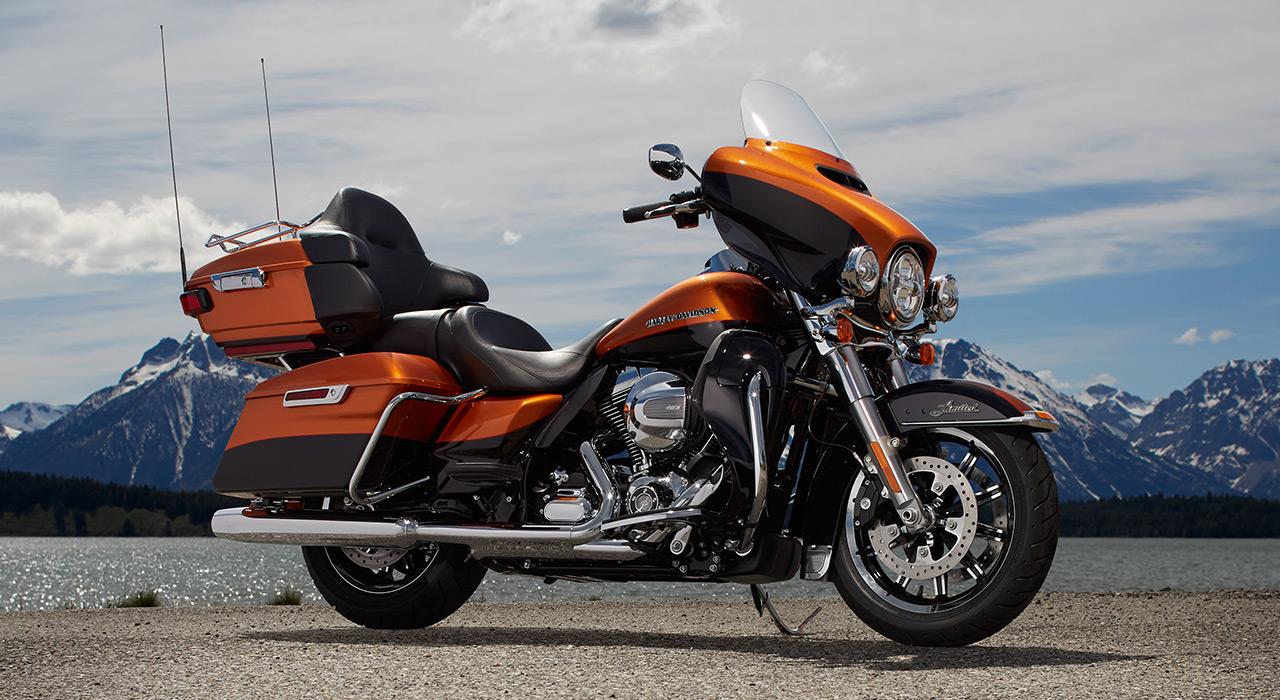 Harley Davidson Project Rushmore
