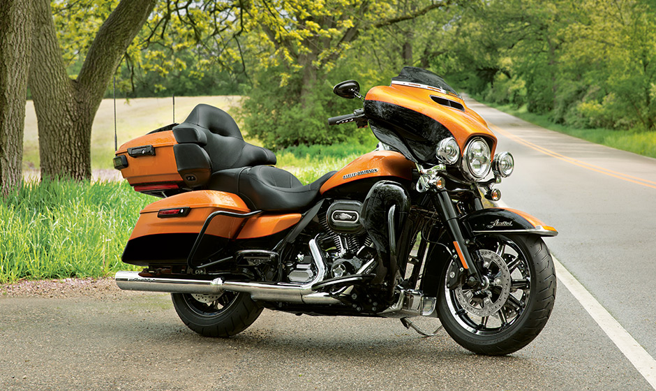 harley ultra limited davidson glide electra touring bike xxx motorcycle classic motorcycles rushmore moto hd speed flhtk cvo street autoevolution