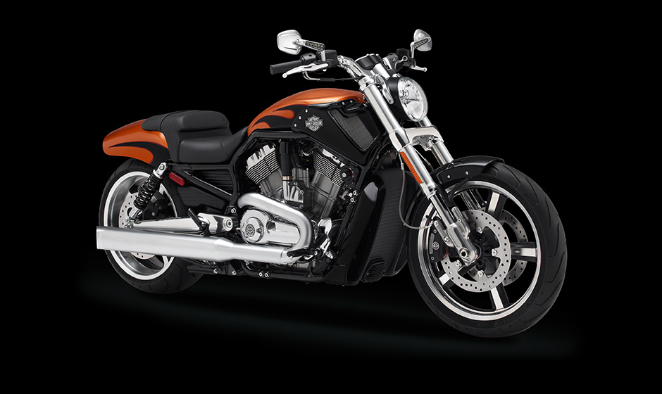 2014 Harley-Davidson V-Rod Muscle Is Powerful and Evil - autoevolution