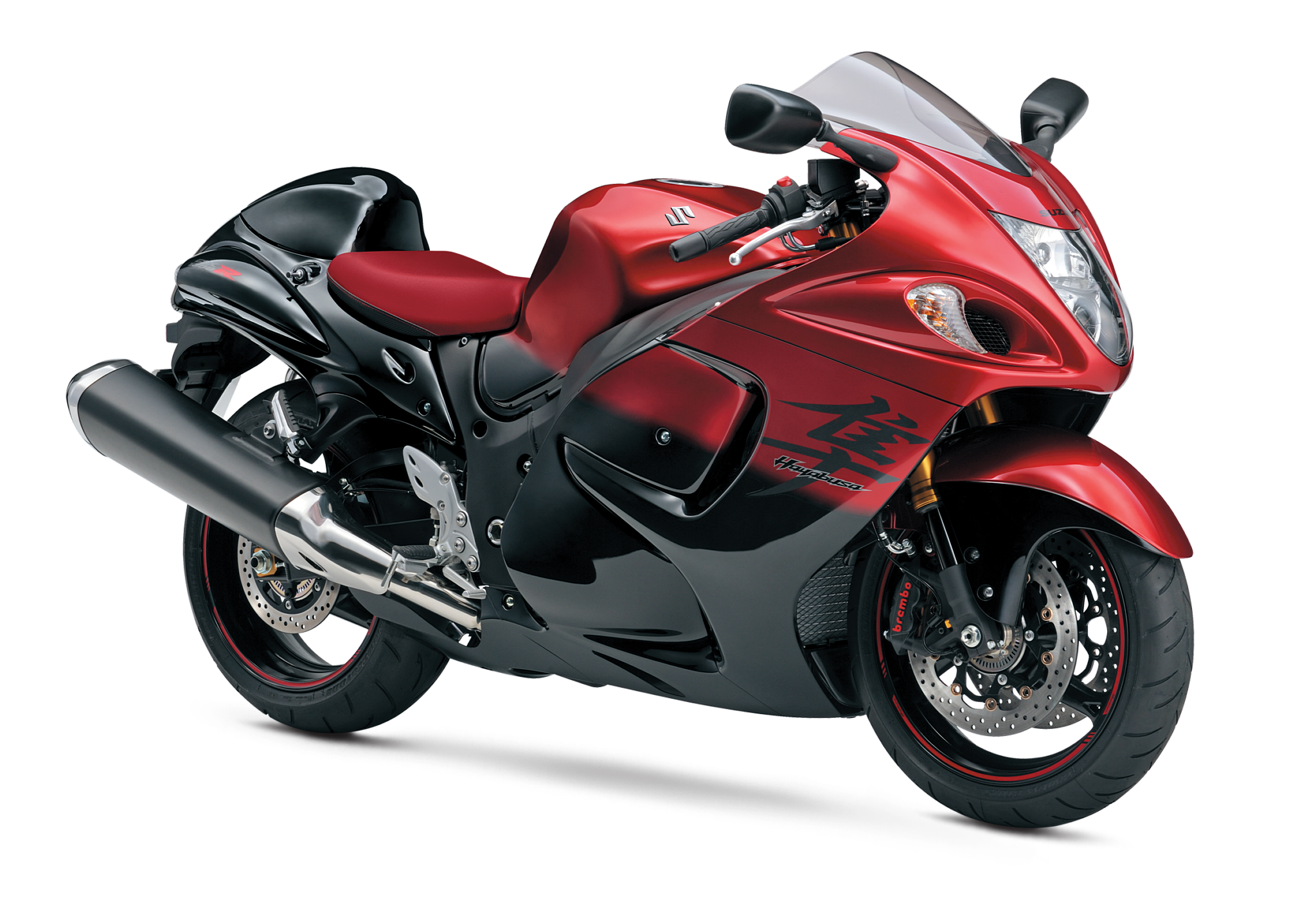 2014 hayabusa 50th anniversary edition in two tone paint