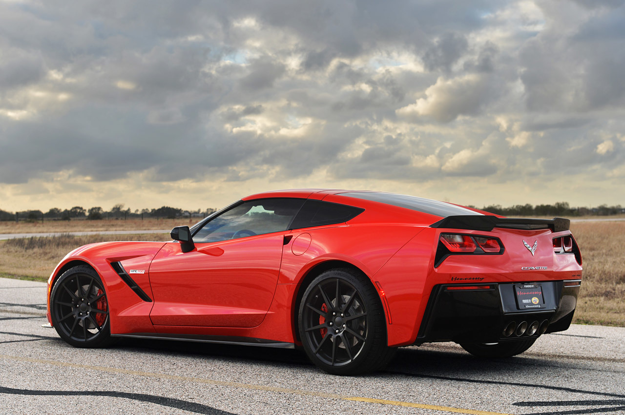 2014 Hennessey Hpe700 Corvette Revealed With 707 Hp