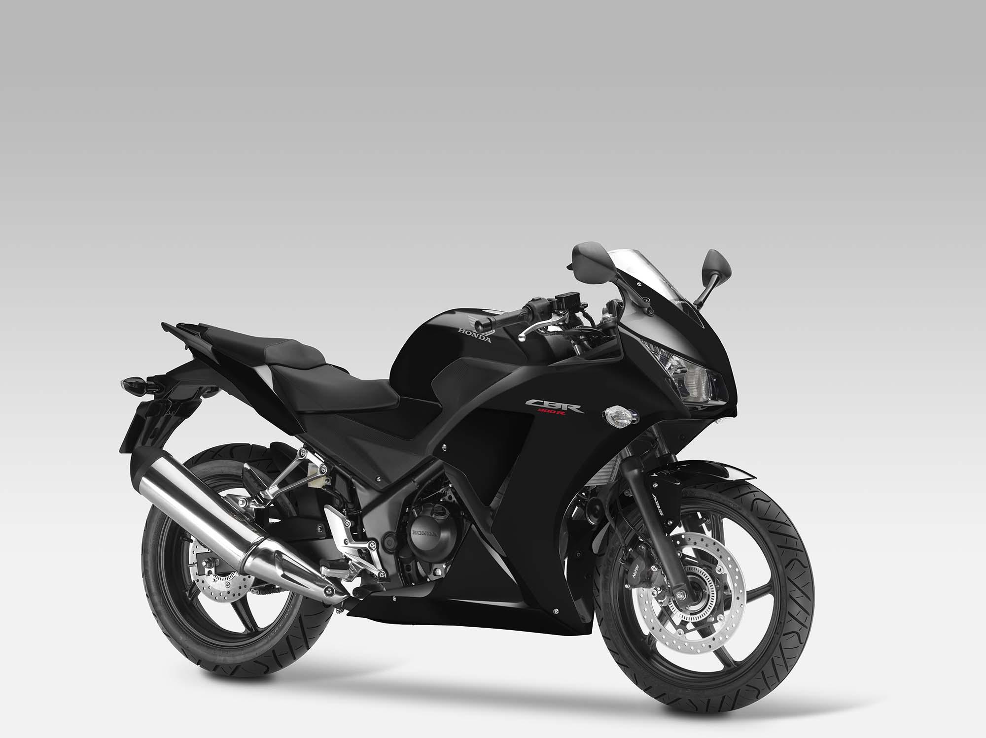 2014 Honda CBR300R Replaces The CBR250R