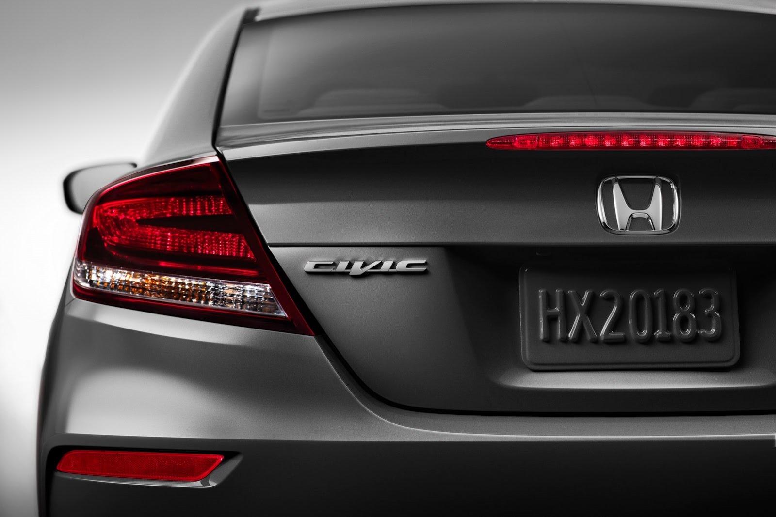 ... 2014 Honda Civic ...