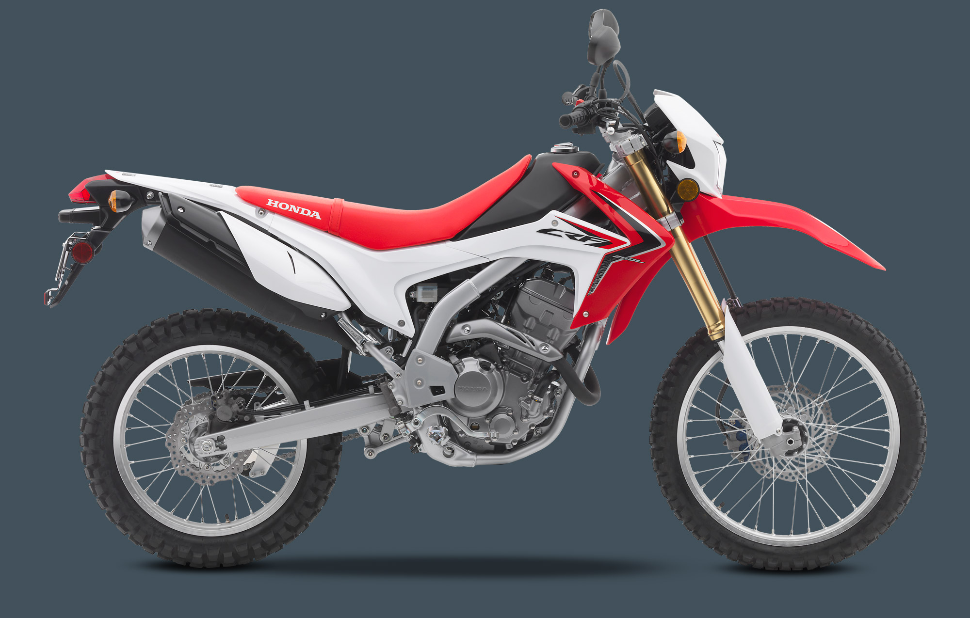 2014 honda crf250l expected in june autoevolution. Black Bedroom Furniture Sets. Home Design Ideas