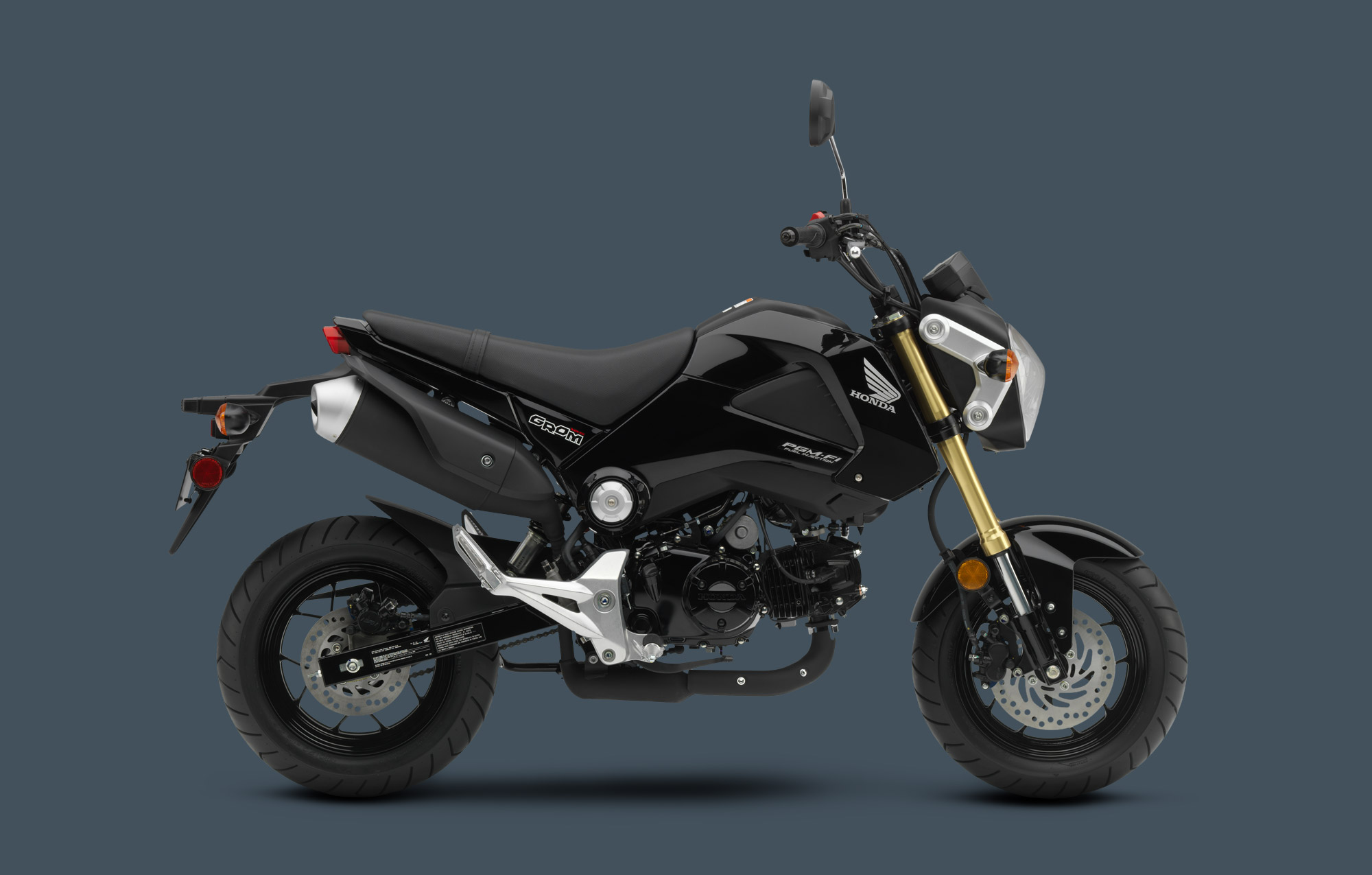 2014 Honda Grom Price Announced In Canada Autoevolution