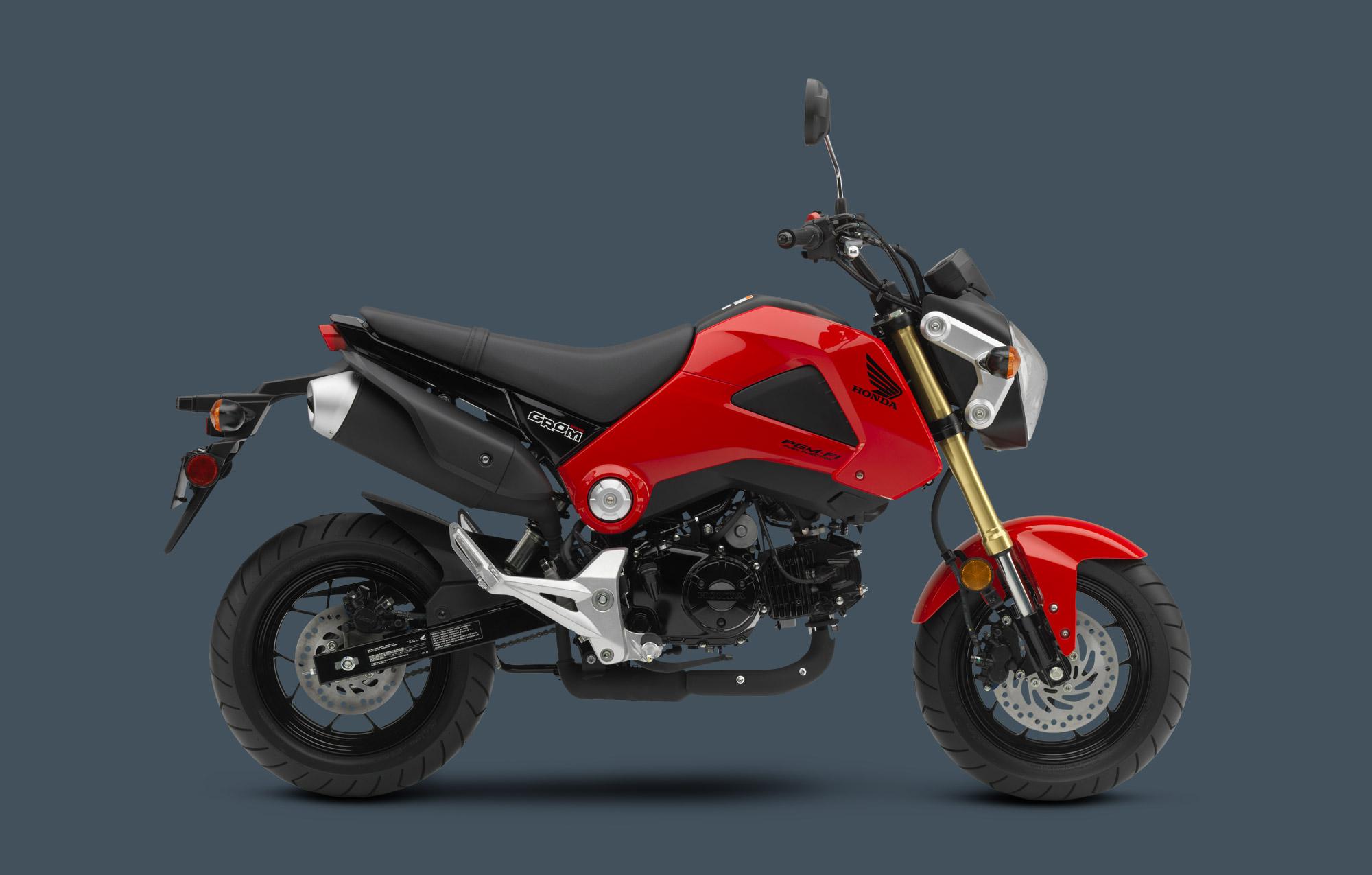 2014 Honda Grom Price Announced In Canada Autoevolution