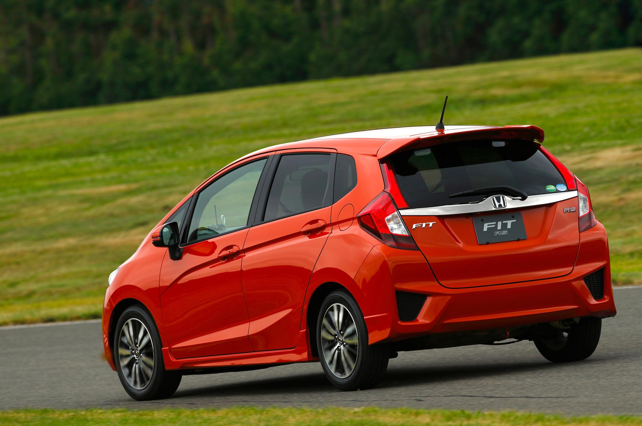 2014 Honda Jazz / 2015 Honda Fit - Photo Gallery - autoevolution