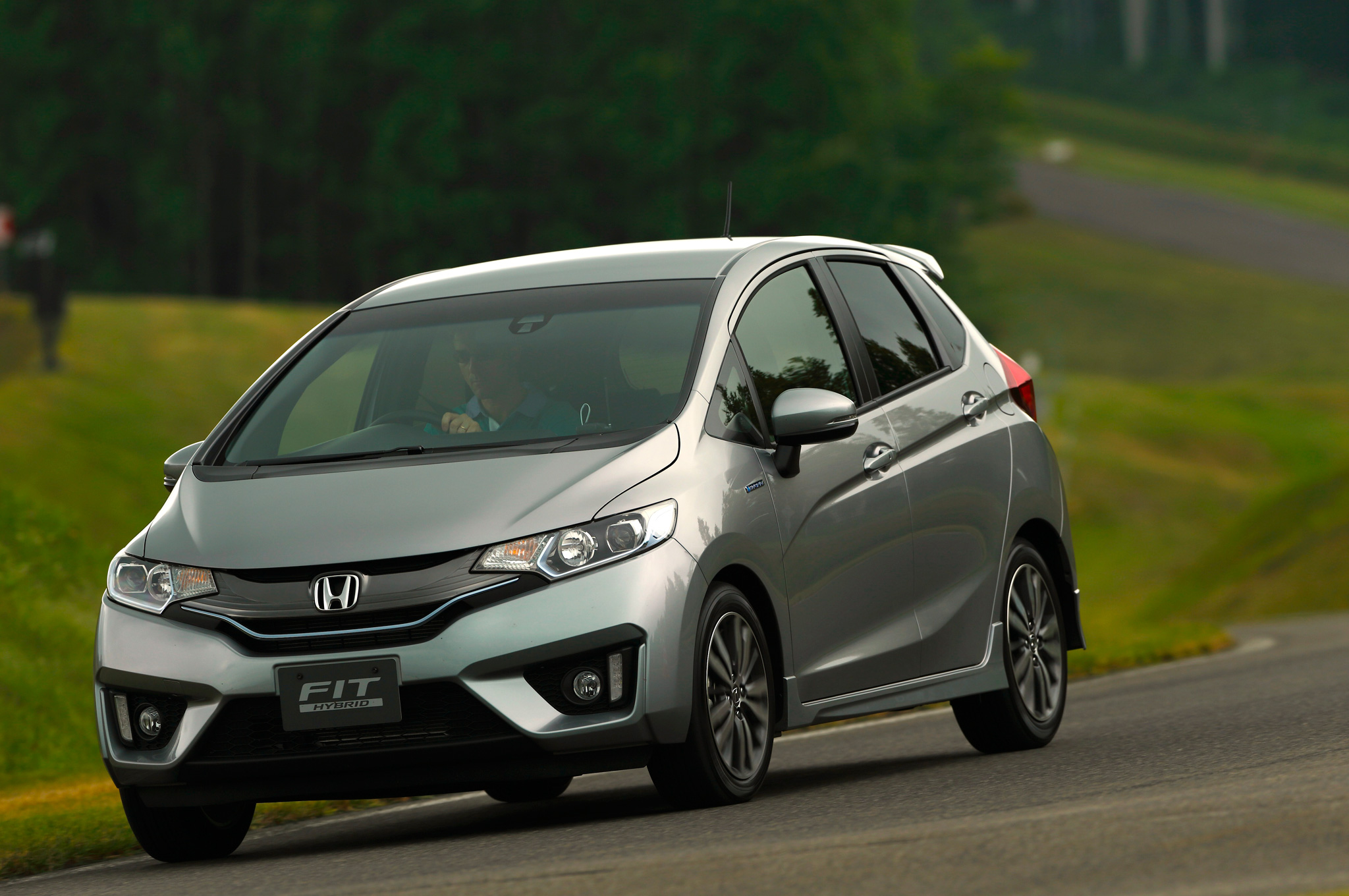 2014 Honda Jazz 2015 Honda Fit Autoevolution