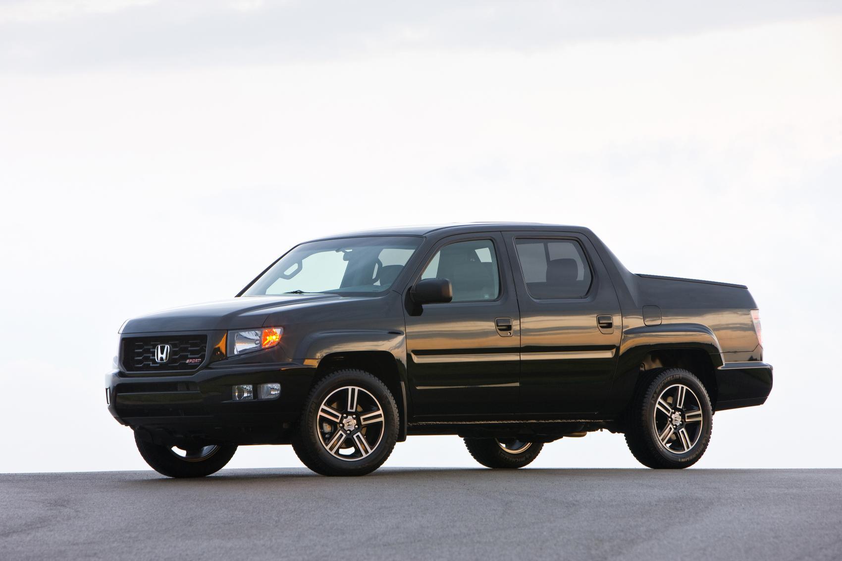 2014 Honda Ridgeline Pricing, New Special Edition Model Announced - autoevolution