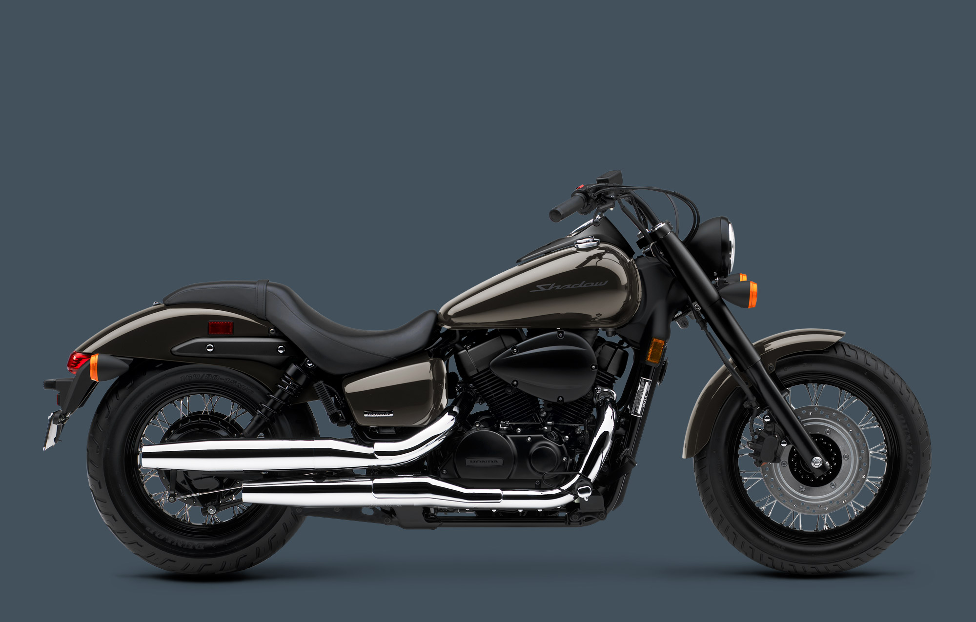 2014 Honda Shadow Phantom A Middleweight Cruiser We Like