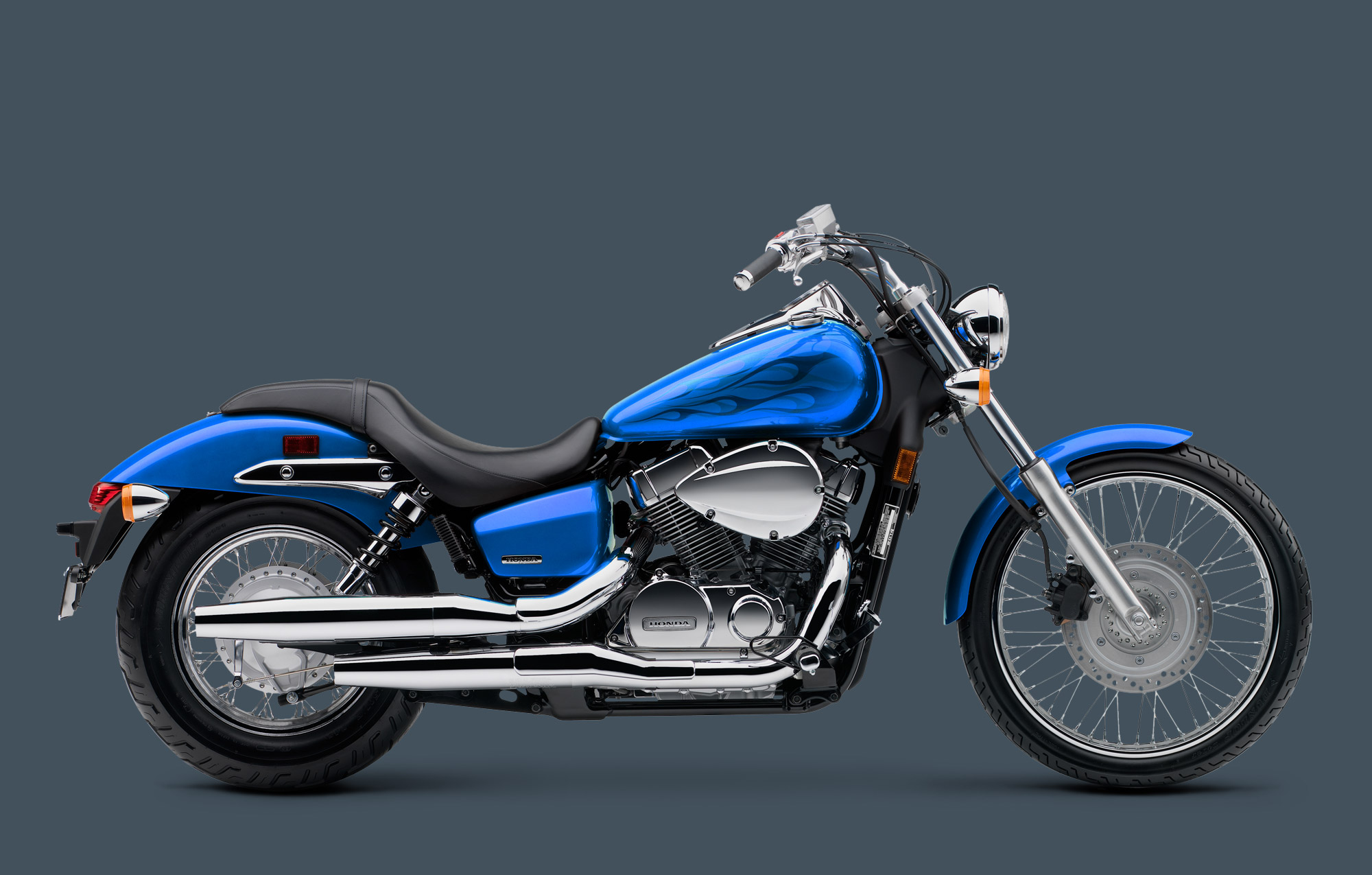 2014 Honda Shadow Spirit 750 Still Classic After All