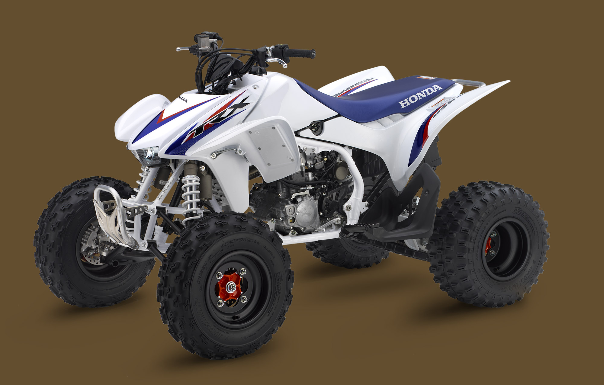 2018 Honda Trx 450 >> 2014 Honda TRX450R Arrives - autoevolution