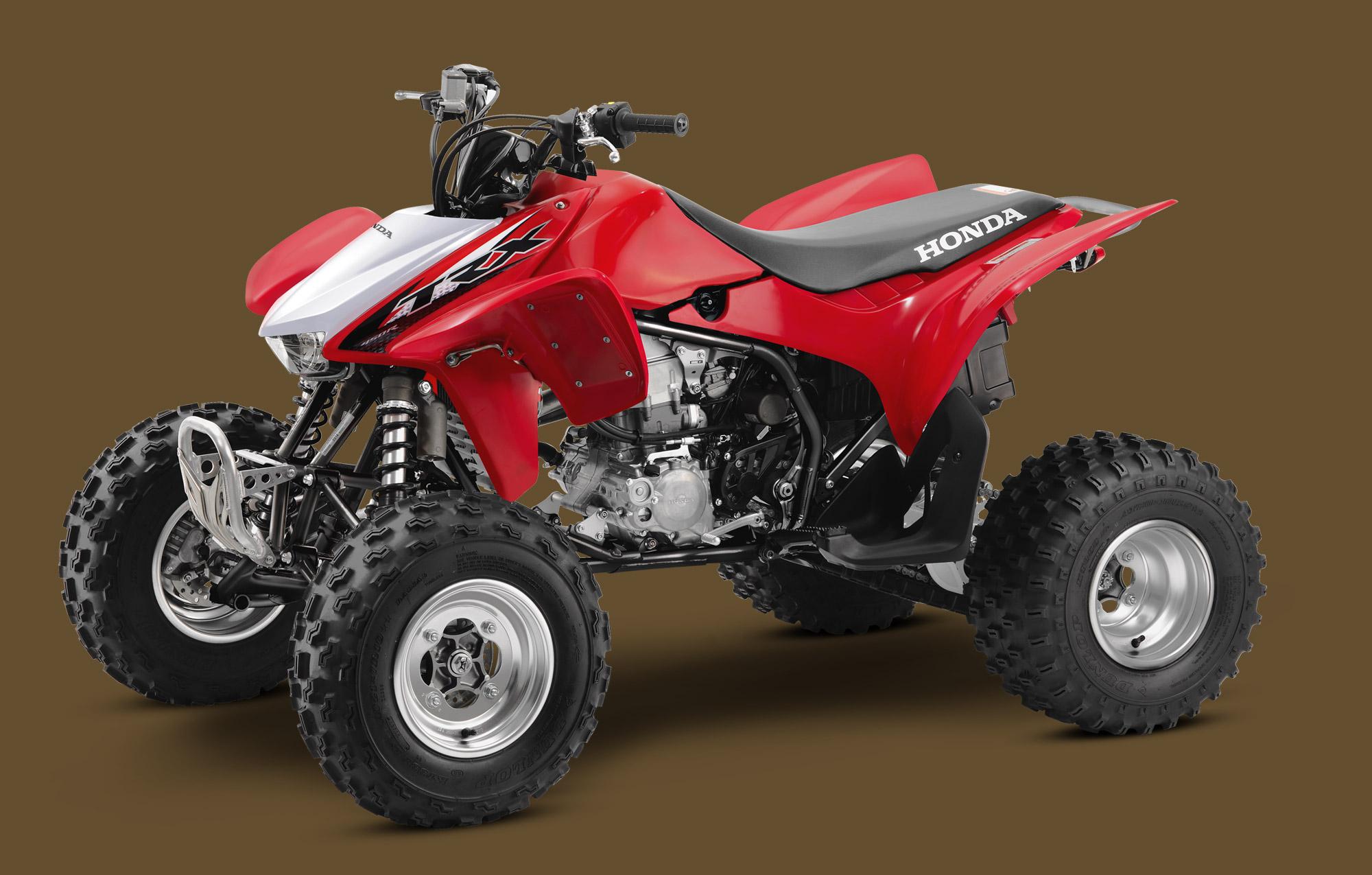 2014 honda trx450r arrives autoevolution