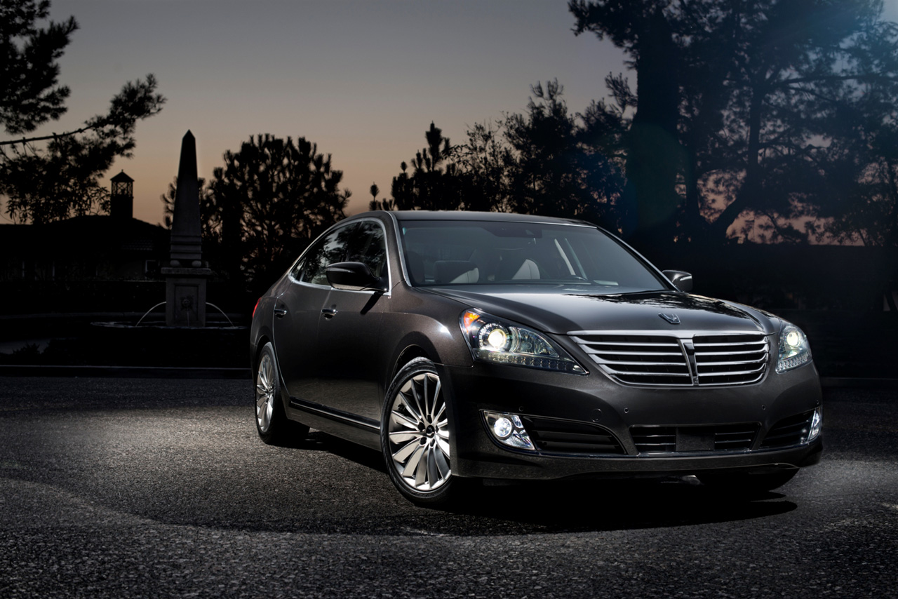 2014 Hyundai Equus Is All About Luxury Autoevolution