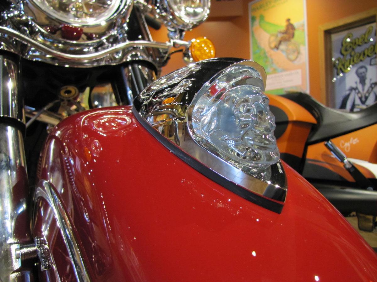 2015 Indian Chief Vintage Motorcycle