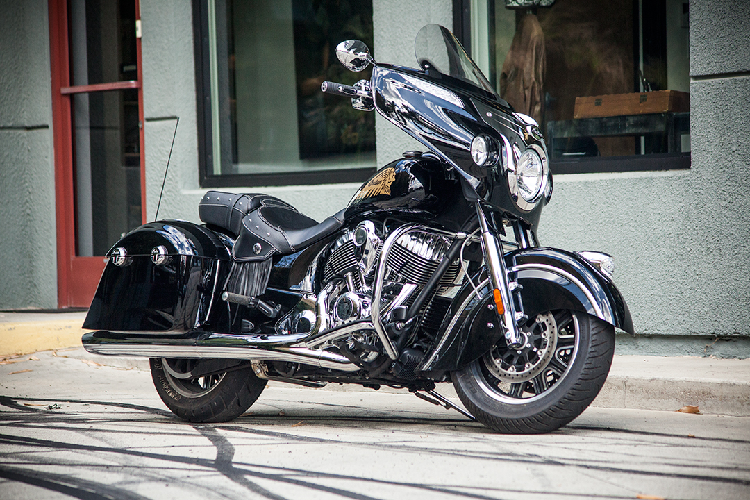 Indian Chieftain The Roland Sands Custom Way Photo Gallery