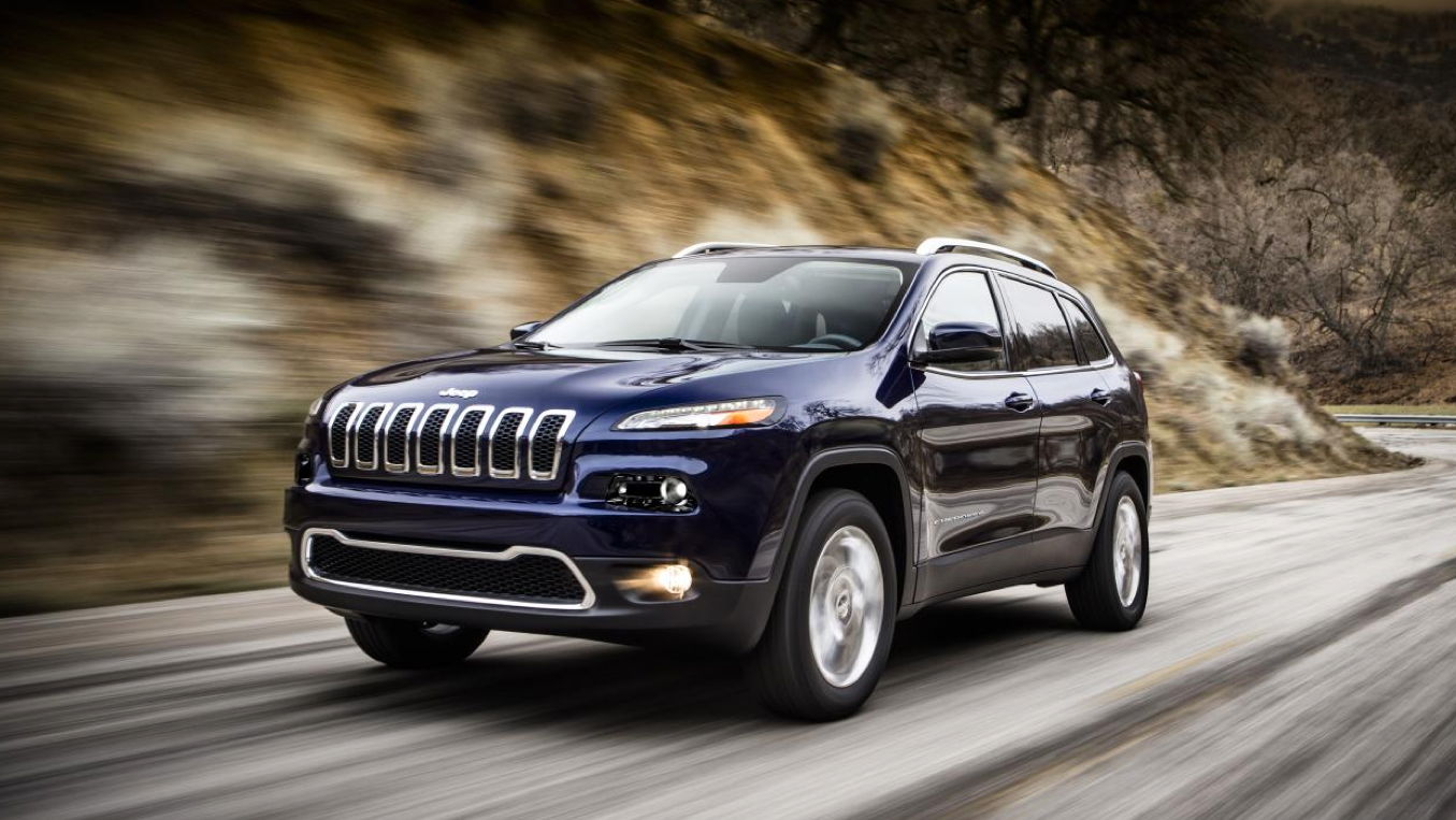 2014 jeep cherokee us pricing announced autoevolution. Black Bedroom Furniture Sets. Home Design Ideas