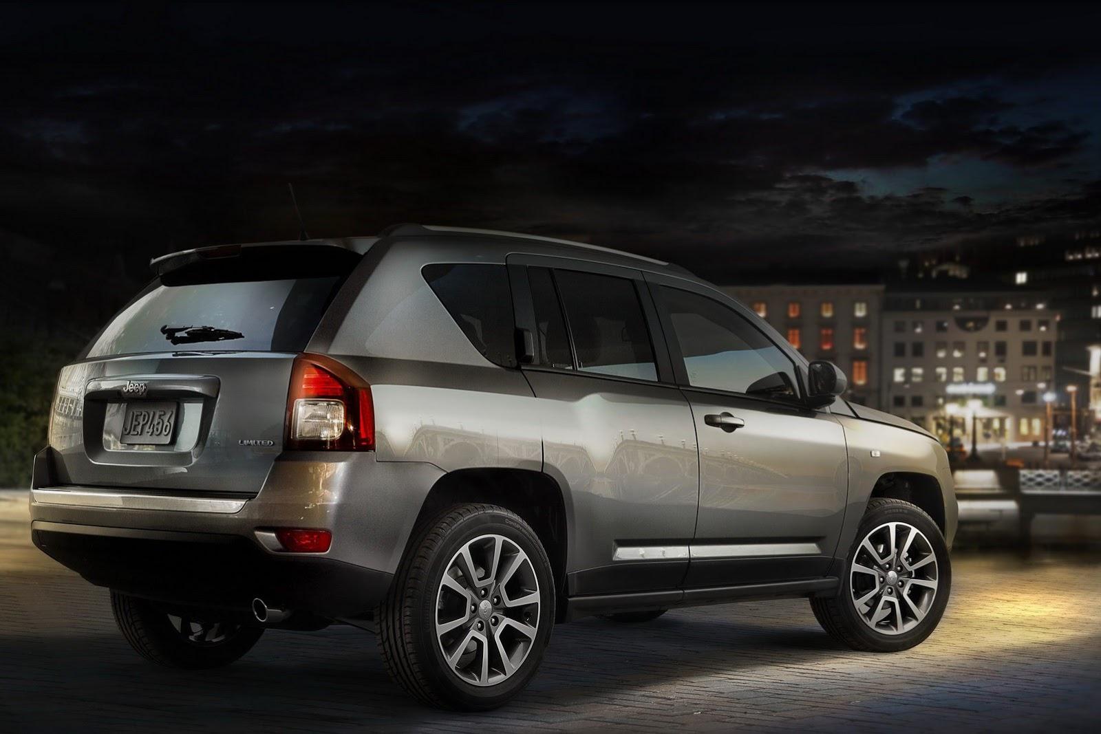 2014 jeep compass to make european debut in geneva autoevolution. Black Bedroom Furniture Sets. Home Design Ideas