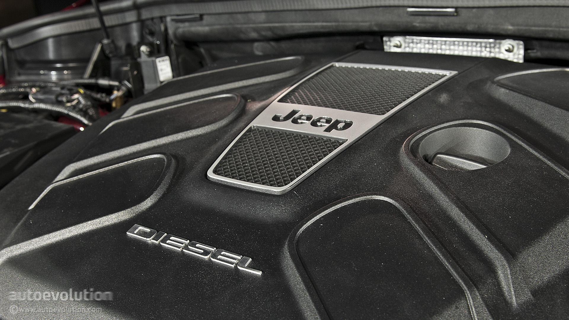 Grand Cherokee Diesel Engine Jeep Grand Cherokee Diesel