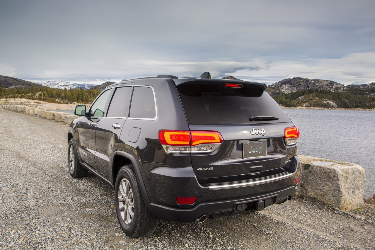 2014 jeep grand cherokee gets new look diesel autoevolution. Cars Review. Best American Auto & Cars Review