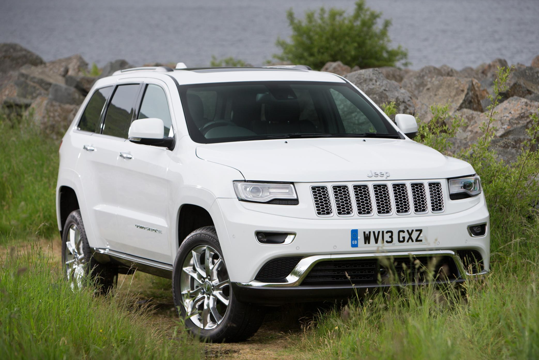 2014 jeep grand cherokee uk pricing announced photo gallery autoevolution. Black Bedroom Furniture Sets. Home Design Ideas