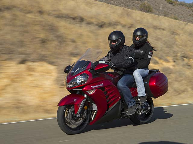 2014 Kawasaki Concours 14 Is A Sport Touring Benchmark