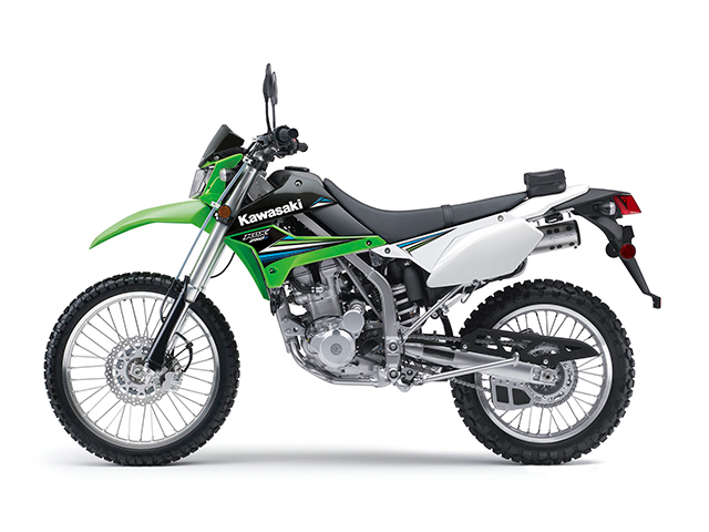 2014 kawasaki klx 250s  the new dual