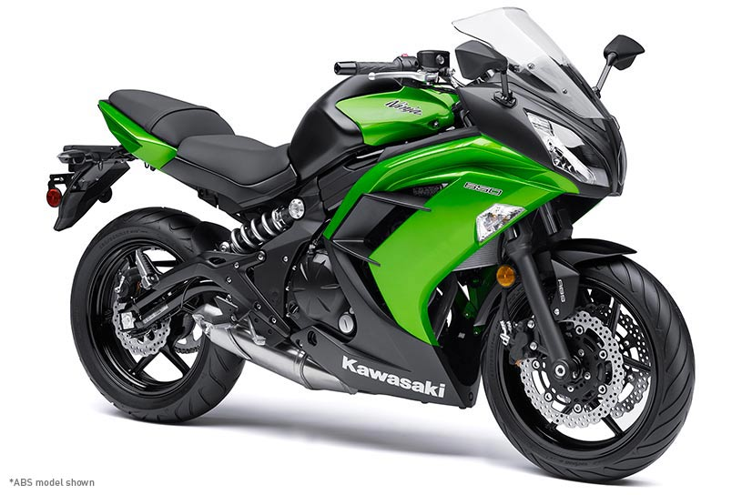 2014 Kawasaki Ninja 650 Shows Up - autoevolution