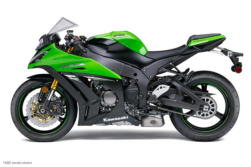 2014 kawasaki ninja zx 10r looks really sleek prices announced autoevolution