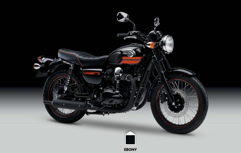 Volkswagen Group Latest Models >> 2014 Kawasaki W800 Special Edition Brings Back Sweet ...
