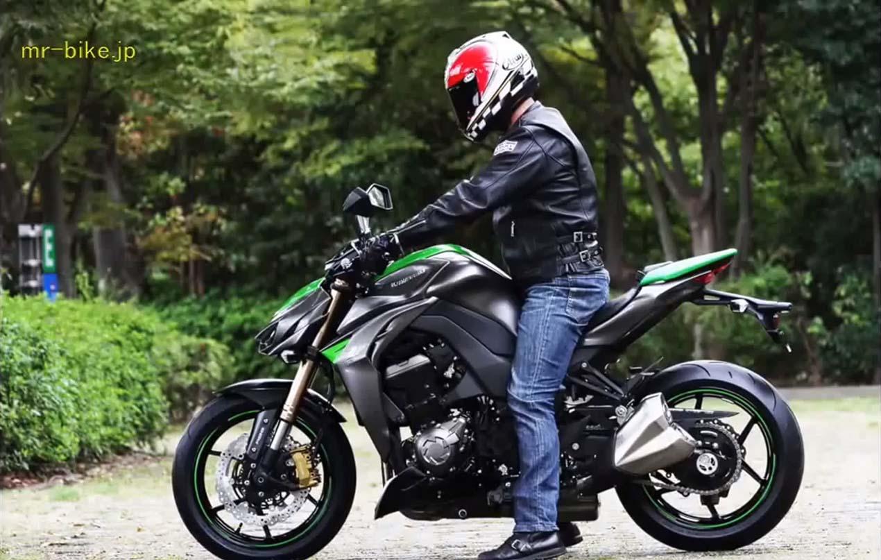 2014 Kawasaki Z1000 Real Life Pics And Video Leaked