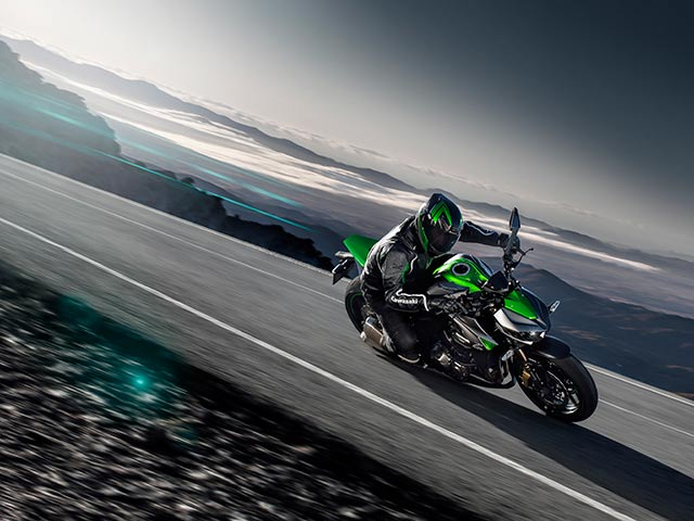 2014 Kawasaki Z1000 Sugomi Looks Edgy and Mean - autoevolution