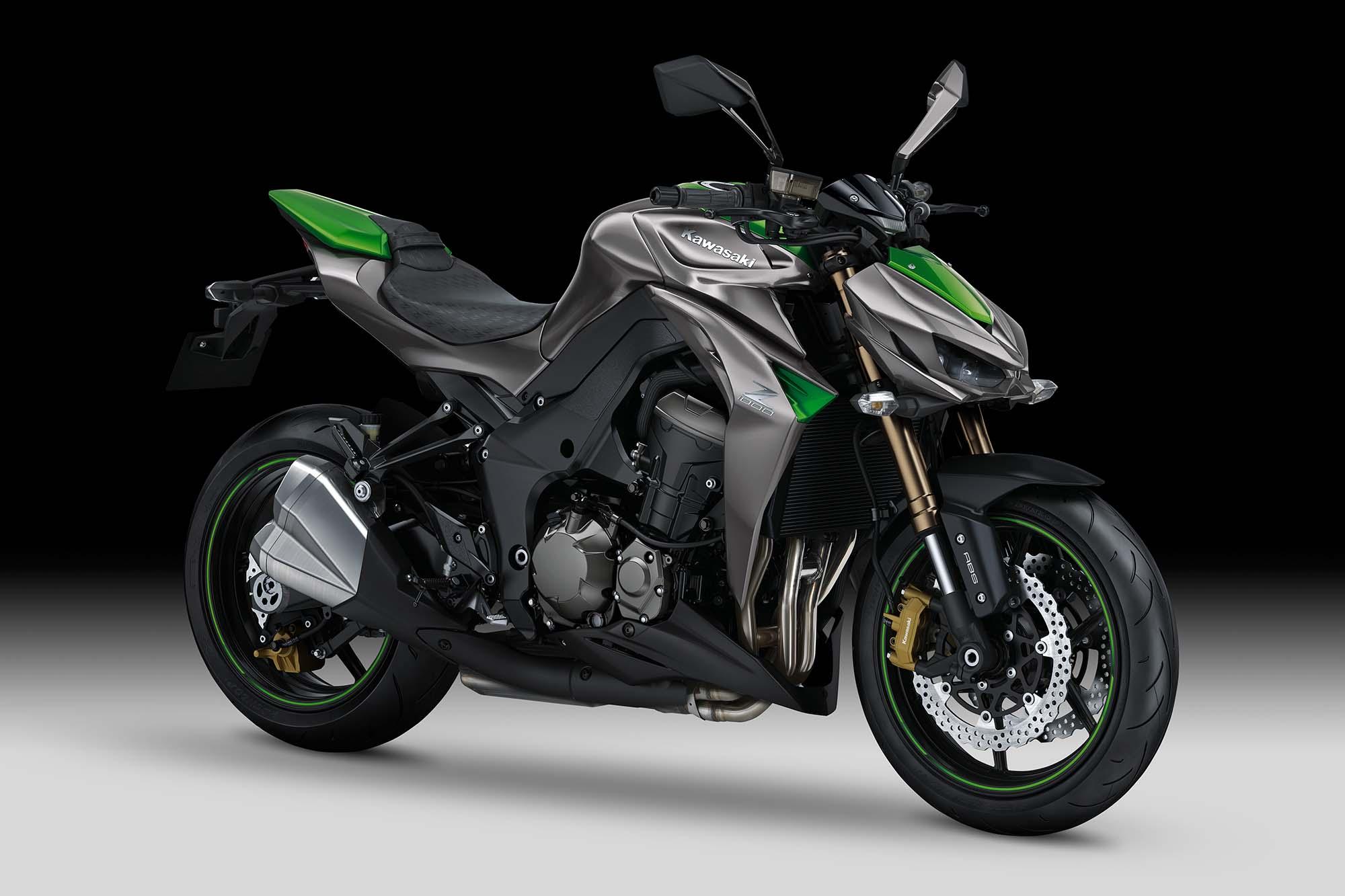 2014 Kawasaki Z1000 Sugomi Looks Edgy And Mean Autoevolution