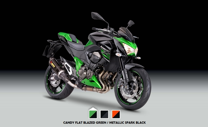2014 Kawasaki Z800 Performance Edition Launched