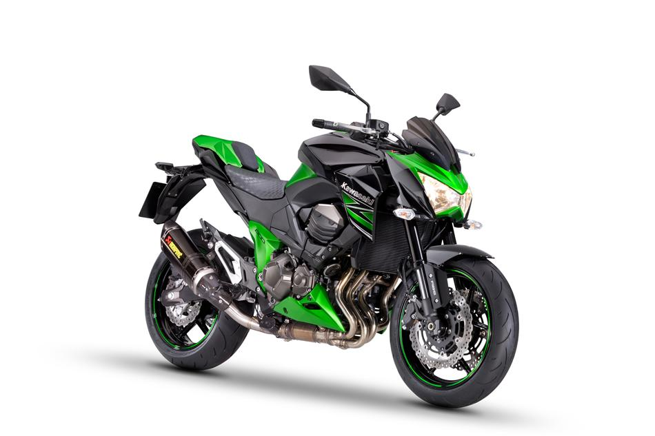 Aftermarket Performance Car Parts >> 2014 Kawasaki Z800 Performance Edition Launched ...