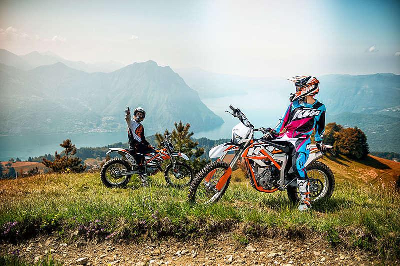 2014 KTM Freeride 350 Is Lighter and Better - autoevolution