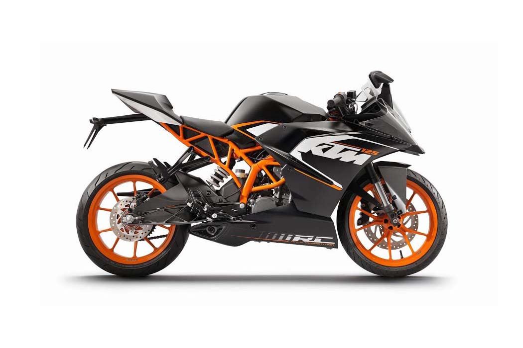 2014 ktm rc125 rc200 and rc390 pics leaked prices expected autoevolution - Image de moto ktm ...