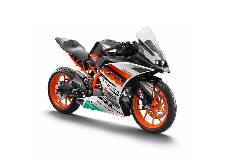 2014 Ktm Rc125 Rc200 And Rc390 Pics Leaked Prices Expected Autoevolution