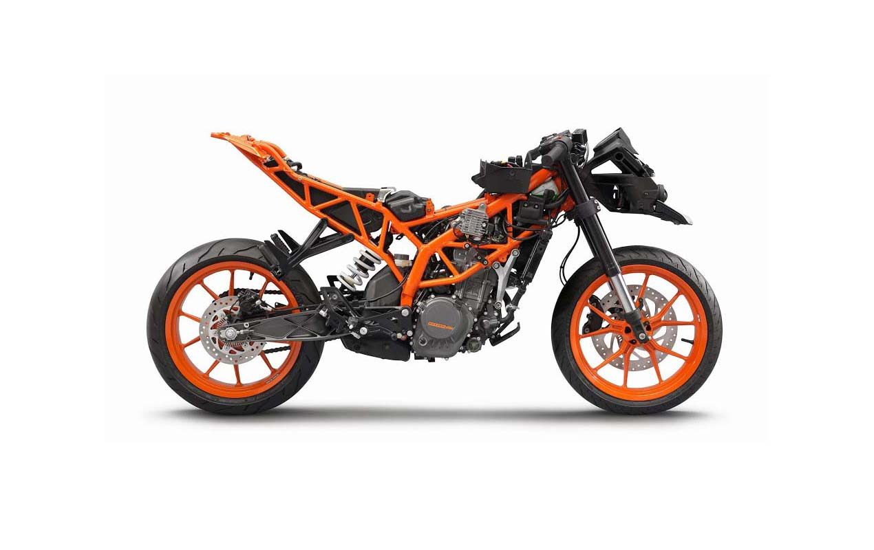 2014 ktm rc125, rc200 and rc390 pics leaked, prices expected