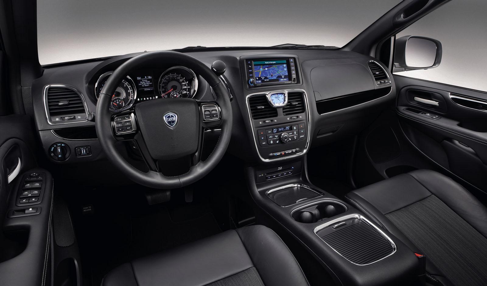 2018 Nissan 370z Nismo >> 2014 Lancia Voyager S Revealed Ahead of Frankfurt Debut ...