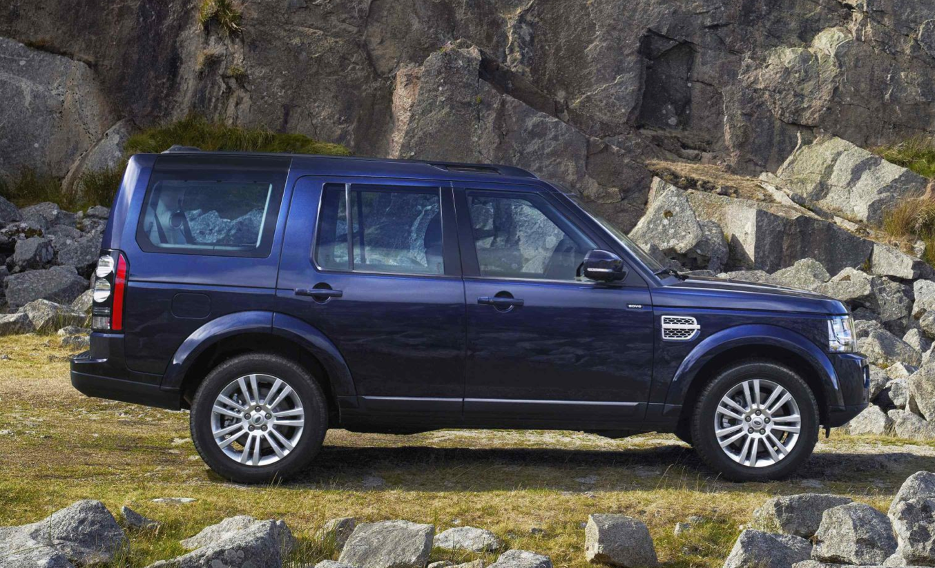 2014 Land Rover Discovery Facelift Revealed Autoevolution