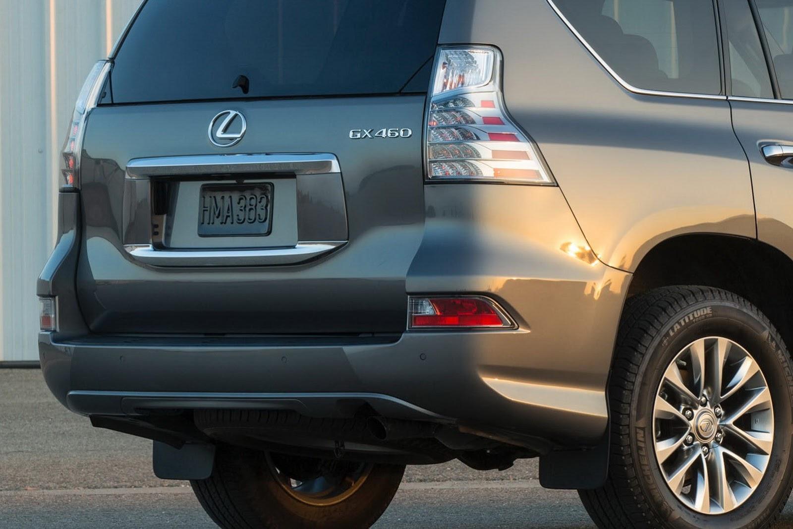 2014 Lexus GX Revealed - autoevolution