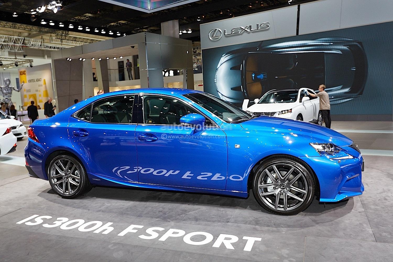 lexus ct h f sport concept new hybrid cars pictures. Black Bedroom Furniture Sets. Home Design Ideas