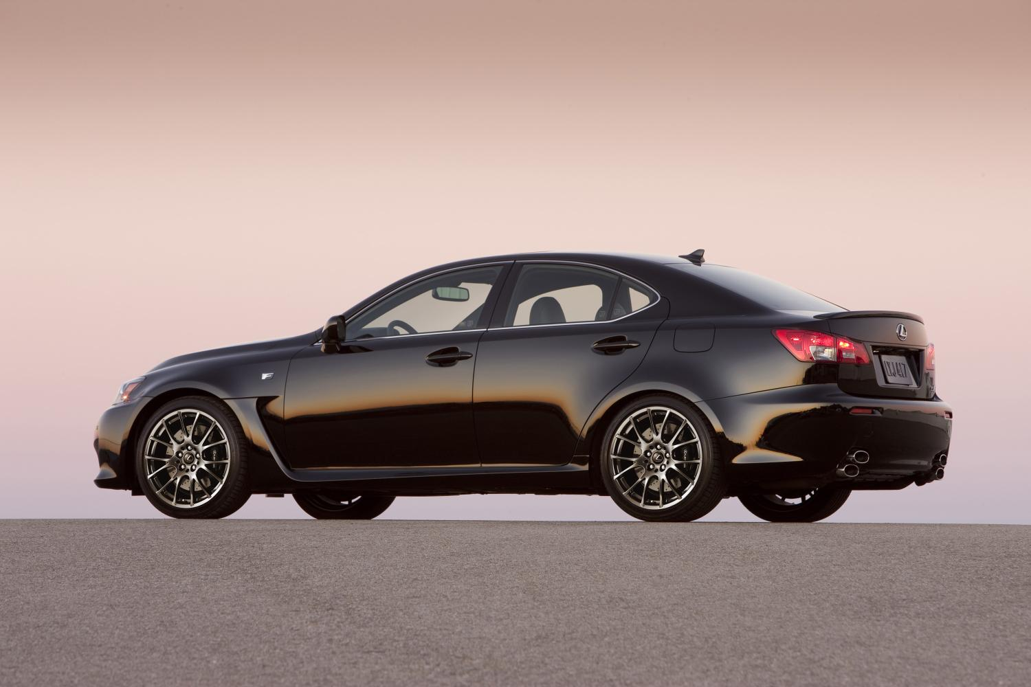 2014 lexus isf specs - photo #4