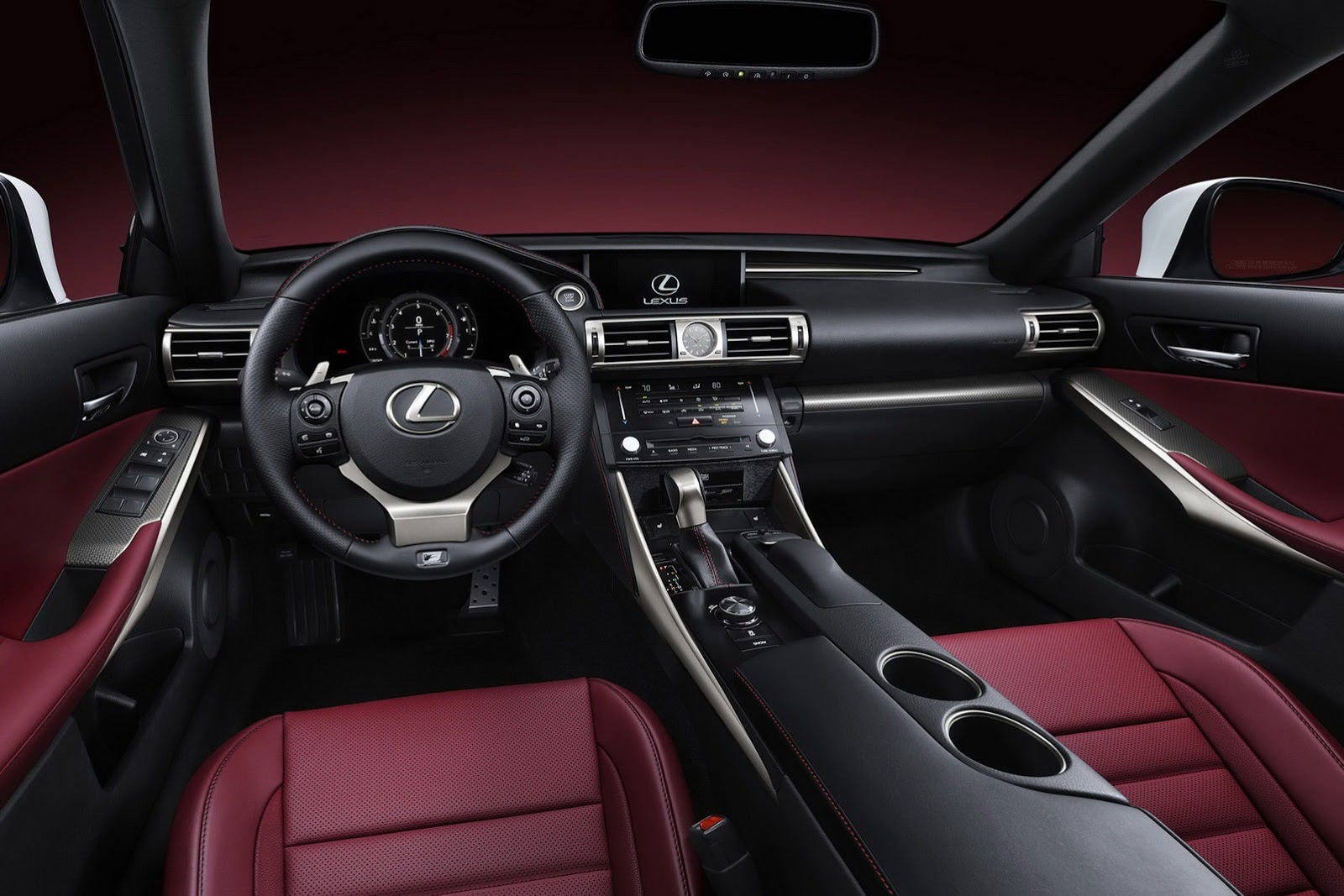 photo description and details 2014 lexus is from story 2014 lexus is