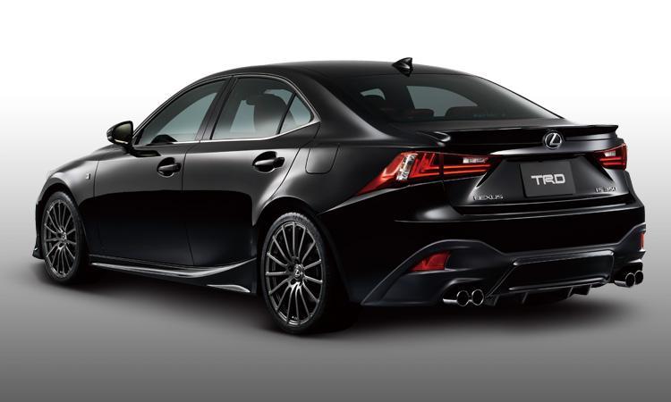 2014 Lexus Is Gets Trd Aerodynamic And Handling Kit