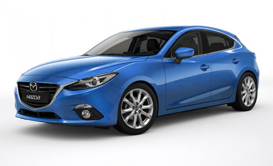Elegant Auto Sales >> 2014 Mazda3 Imagined in More Colors - autoevolution