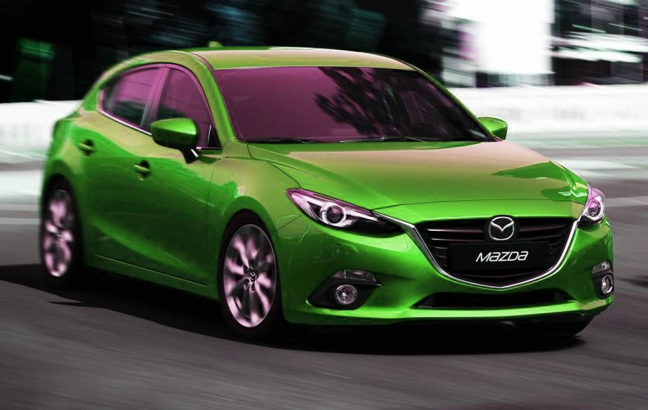 2014 Mazda3 Imagined In More Colors Autoevolution